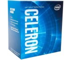 Intel® Celeron® G5920, S1200, 3.5GHz (2C/2T), 2MB Cache, Intel® UHD Graphics 610, 14nm 58W, tray