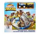 """Hot Wheels """"Monster Trucks"""" Набор «Опасное противостояние»"""