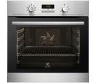 Встраиваемый духовой шкаф Electrolux EZB3400AOX, электрический, 60 л, класс A, черный-нерж. сталь