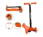 YKS 3-wheeled scooter 3+, Orange