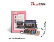 3D Puzzle Japanese confectionery shop J