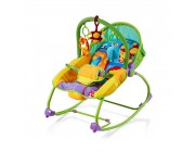 Детский шезлонг Chipolino Relax Jungle (SHER01403JU)