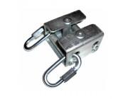 Стальной протектор для веревки BS-Krok  60x60x40, steel, KRK 02710 02,