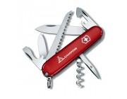 Нож Victorinox Camper 91, red , 1.3613.71,