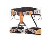 Нижняя страховочная система Skylotec sitZ 2.0, grey/orange, GSC-0134-970, M-XL,