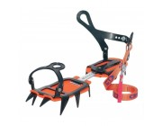 Кошки Climbing Technology Super Ice Classic, black/orange, 3I882A0,