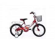 Детский велосипед Fulger (14K) 16 - Panda 2 цвета