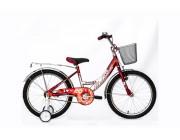 Детский велосипед Fulger (14K) 20 Panda 2 Цвета