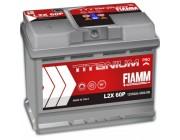 Fiamm - 7905179-7903134 L2X  (60)Ah L+(510 A)/ автомобильный аккумулятор