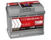Fiamm - 7905147-7903773 L2 60 Titan P+ EK4 P+(540 A) /auto Аккумулятор