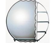 Зеркало SHELF ZHJ- 5 80x75