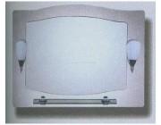 Зеркало ART SLT- 99 with lamp L 55 80x60