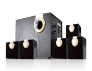 Акустическая система 5.1 SPK-ORCHS30 Orchstra S30 15W*5x3W wooden