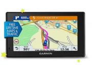 GPS Навигатор Garmin DriveSmart 51 Full EU LMT-D