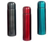 Термос 0.5l EH, нержавеющая сталь, 3 цвета