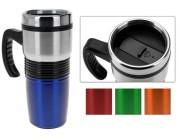Чашка-термос 400ml, 19cm, с ручкой, нержавеющая сталь