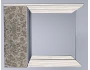 3D Зеркало (65)  (АНТИК + 619)