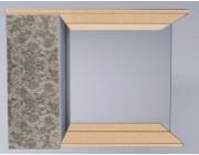 3D Зеркало (65)  (846 + АНТИК)