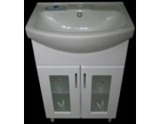Мебель для ванной Изео (55) 2D SV (крашенный)