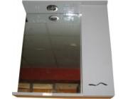 3D Зеркало (65) 1 пен - (белый)