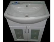 Мебель для ванной Изео (60) 2D SV (крашенный)