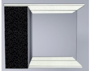 3D Зеркало (60) УЗОР