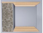 3D Зеркало (60)  (846 + АНТИК)