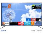 "Телевизор LED 55"" Vesta LD55B822S 4K SmartTV2.0 DVB-C/T/T2"