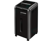 Fellowes  Powershred® 225i, DIN Level P-2, Strip 5.8mm, Capacit.20sheets, Vol.60L. Paper Clips, DVD