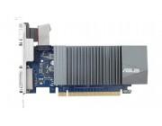 VGA ASUS GT710 2GB GDDR5 Silent Low Profile  (GT710-SL-2GD5-BRK) //  GeForce® GT 710, 2GB GDDR5, 32 bit