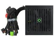 Power Supply ATX 500W GAMEMAX GE-500, 80+, Active PFC, 120mm fan, Retail