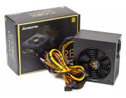 Power Supply ATX 600W Chieftec CORE BBS-600S, 80+ Gold, Active PFC, 120mm silent fan