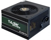 Power Supply ATX 600W Chieftec TASK TPS-600S, 80+ Bronze, Active PFC, 120mm silent fan