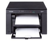 MFD Canon i-Sensys MF3010, Mono Printer/Copier/Color Scanner, A4, 18 ppm, 1200x600 dpi, 64Mb, Scan 9600x9600dpi-24 bit, Paper Input (Standard)150-sheet tray, USB 2.0, Cartridge 725 (1600 pages 5%)