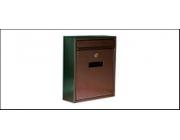 Ящик почтовый 310*260* 90мм корич.