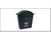 Ящик почтовый 360*360*135мм черный