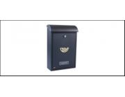 Ящик почтовый 400*250*100мм черный
