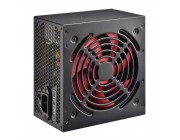 "PSU XILENCE XP500R7, 500W, ""REDWING R7"" SERIES, ATX 2.3.1, PASSIVE PFC, 120MM FAN,+12V (32A), 20+4 PIN, 4X SATA, 1XPCI-E 6+2 PIN, 2X PERIPHERAL, BLACK"