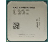 AMD A-SERIES A6-9500, SOCKET AM4, 3.5-3.8GHZ (2C/2T), 1MB L2, INTERGRATED RADEON™ R5 SERIES, 65W 28NM, BOX