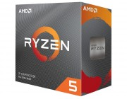 AMD RYZEN 5 3600, SOCKET AM4, 3.6-4.2GHZ (6C/12T), 32MB CACHE L3, 7NM 65W, BOX (WITH WRAITH STEALTH COOLER)