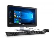 "AIl-in-One PC - 21,5"" DELL Inspiron 3264 FHD IPS +Win10, Intel® Core® i3-7100U (Dual Core, 2.40GHz, 3MB), 4Gb DDR4 RAM, 1TB HDD, DVD-RW, lntel® HD Graphics 620, HD Webcam, Wi-Fi-AC/BT4.0, USB KB&MS, W10 Home Ru, McAfee 15 Month, Black"