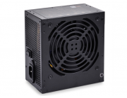 "PSU DEEPCOOL ""DN500 New version"", 500W, ATX 2.31, 80 PLUS®, Active PFC, 120mm fan with PWM, +12V (38A), 20+4 Pin, 1xEPS(4+4Pin), 5x SATA, 2xPCI-E(6+2pin), 3x Peripheral, MTBF100000Hours, CircuitShield™, Black"