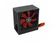 "PSU XILENCE XP500R6, 500W, ""Performance C"" Series, ATX 2.3.1, Active PFC, 120mm fan,+12V (15A/15A), 20+4 Pin, 4x SATA, 1x PCI-E 6+2pin, 2x Peripheral, ErP2014 norm, Black"