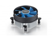 "DEEPCOOL Cooler ""Theta 21 PWM"", Socket 1150/1151/1155, up to 95W, 92x92x25mm, 900~2400rpm, <17.8~26.4dBA, 44.3CFM, 4pin, PWM, Hydro Bearing, Push-pin, Aluminium Heatsink (45pcs/box)"