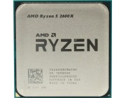 AMD RYZEN 5 2600X, SOCKET AM4, 3.6-4.2GHZ (6C/12T), 16MB L3, 12NM 65W, BOX (WITH WRAITH SPIRE COOLER) -