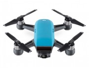 (148446) DJI Spark (EU) / Sky Blue - Portable Drone, 12MP,  FHD 30fps camera with gimbal, max. 4000m height/50kmph speed, flight time 16min, Battery 1480mAh, 300g