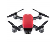 (148460) DJI Spark (EU) / Lava Red - Portable Drone, 12MP,  FHD 30fps camera with gimbal, max. 4000m height/50kmph speed, flight time 16min, Battery 1480mAh, 300g