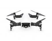 (159770) DJI Mavic Air Fly More Combo (EU) / Arctic White - Portable Drone, RC, 12MP photo / 32 MP sphere panoramas, 4K 30fps / FHD 120fps camera with gimbal, max. 5000m height/ 68.4kmph speed, flight time 21min, Battery 2375 mAh, 430g (extra kit)