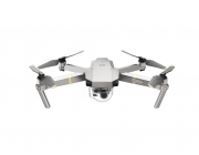 (152771) DJI Mavic Pro Fly More Combo Platinum (EU) - Portable Drone, RC, 12MP, 4K 30fps / FHD 96fps camera with gimbal, max. 7000m/ 65kmph, noise 4dB, flight time 30min, Battery 3830 mAh, 743g, (2 extra batteries, charging hub, car charger, bag)