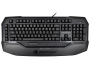 ROCCAT Ryos MK Glow / Illuminated Mechanical Gaming Keyboard, Mechanical keys (Cherry® MX Blue key switch),  Advanced anti-ghosting, Powerful 100+ LED illumination (6-level brightness), ARM CPU+memory, 500 programmable macros, EASY-SHIFT[+]™, USB